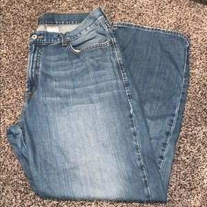 Lucky Brand Dungarees Light Wash Jeans SZ.36x30